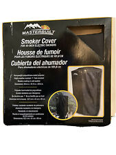 Masterbuilt Smoker Cover for 40 Inch Electric Smokers, Black New in Package