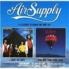 Lost In Love / The One That You Love, Air Supply, Very Good CD