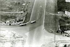 1961 Le Mans Phil Hill/Gendebien Ferrari TR 61 Win Original Period Race Photo