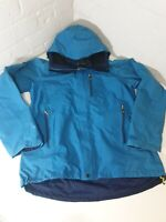 Berghaus Womens Skye Jacket Waterproof Hydroshell Elite mykonos blue 14 large L