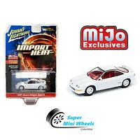 Johnny Lightning Import Heat 1997 Acura Integra Type R (White)  1:64