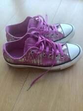 Converse All Star CT OX - Women's Metallic Purple/Silver  543875F UK 5  EU 37.5