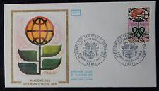 Ad31* Enveloppe 1er jour FDC 1973 (n°1760 Académie des Sciences Outre-mer)