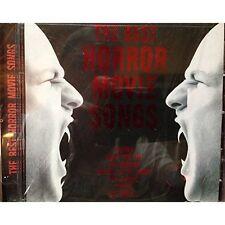 Best Horror Movie Songs On Audio CD Album 2004 Brand New