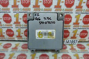 2007-2013 07 08 09 10 12 PONTIAC G6 TRANSMISSION CONTROL TCU TCM 24243901 YRMS