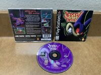Jersey Devil (Sony PlayStation 1, 1998) PS1 CIB Complete with Manual - TESTED !!