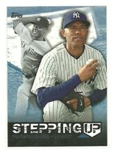 2015 Topps STEPPING UP Mariano Rivera New York Yankees Relief Pitcher '99 WS MVP