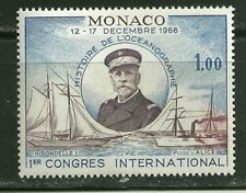 MONACO MINT NEVER HINGED NH # 641