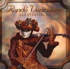 "RONDO VENEZIANO ""MASTERPIECES"" 2 CD NEW+"