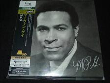 M.P.G. by Marvin Gaye JAPAN LTD MINI LP SHM-CD SEALED