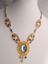 Ceridwen Renaissance Medieval Tudor Elizabethan Necklace 4 Dress Gown Faire Prom