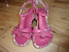 Hush Puppies Wedge Strappy Sandals & Beach Shoes for Women