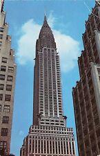 BF36187 chrysler building  new york city  USA  front/back scan