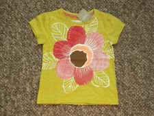 Next Girls' Floral Cotton Blend T-Shirts & Tops (2-16 Years)