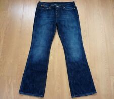 Ralph Lauren KAYLA Ladies Low rise Bootcut Blue Polo Jeans Size W31