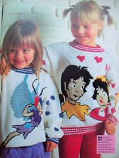 Cartoons Tv Movie Characters Knitting Patterns Patterns For Sale