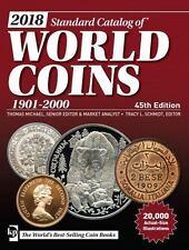 2018 STANDARD CATALOG OF WORLD COINS 1901-2000 - MICHAEL, THOMAS (EDT)/ SCHMIDT,
