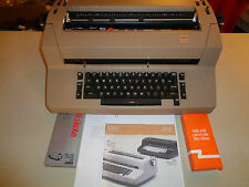 IBM Correcting Selectric II Typewriter - Beige/Tan