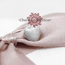 Pandora, S925 Pearlescent Heart, Locket Petite , NEW, 792169EN23