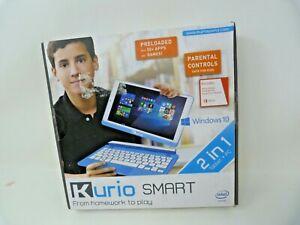JOB LOT x 3 Microsoft Kurio Smart 2 in1 tablet & pc Windows 10  SPARES OR REPAIR