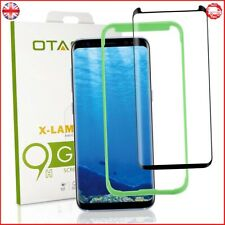 [Tray Installation]Samsung Galaxy S8 Screen Protector, Otao [Case-friendly] Temp