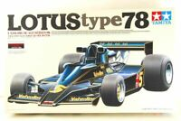 TAMIYA 1/12 LOTUS type78 BIG SCALE SERIES ETCHED PARTS INCLUDED VERY RARE !!