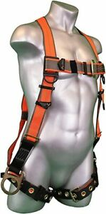 NEW - Warthog® Tongue and Buckle Harness