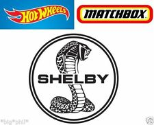Hot Wheels Shelby Diecast Vehicles