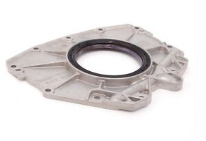Mercedes Engine Crankshaft Seal with Flange - Aluminum Version Rear OEM CORTECO