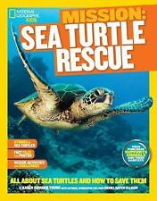 NG Kids Mission Animal Rescue: National Geographic Kids Mission: Sea Turtle...