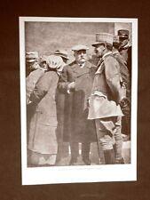 WW1 Prima guerra mondiale 1914-1918 Antonio Salandra e Piazza San Marco Venezia