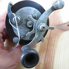 Vintage Ocean City Free Spool fishing reel  (lot#8977)