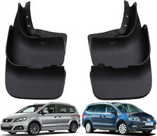 OEM Set Splash Guards Mud Guards Flaps FOR 2010-2017 VW SHARAN / Seat Alhamba 7N