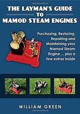 The Layman's Guide To Mamod Steam Engines (Black & White) NEW BOOK
