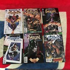 Batgirl (The New 52!) # 0, 13, 14, 15, 16, 17 (Gail Simone/Ed Benes)