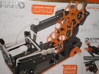 ROBOT 3 EN 1 HEXCAVATOR VEX