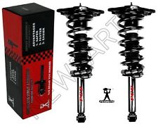 Pair of Rear Struts with Coil Springs FCS Set fits Nissan Sentra 2000-2001