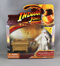 INDIANA JONES RAIDERS OF THE LOST ARK INDIANA W/ ARK ACTION FIGURE NEW/SEALED