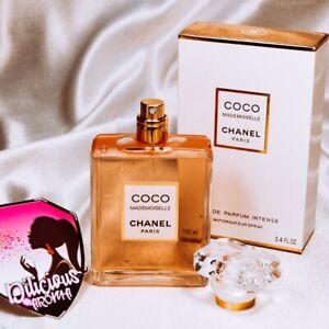 Coco Mademoiselle Chanel Intense 3.4 oz 100 mL Eau De Parfum New With Box