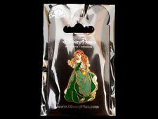 Disney Pin Princess Glitter Dress Little Mermaid Ariel