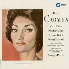 Maria Callas - Bizet: Carmen (1964) - Maria Callas Remastered [CD]