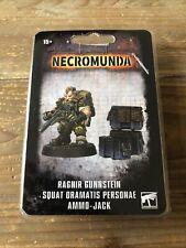 Forgeworld Necromunda Ragnir Gunnstein Squat Ammo-Jack