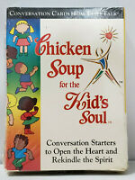 Chicken Soup for the Kid's Soul Conversation Cards to Open the Heart & Rekindle