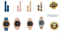 Authentic NEW Michael Kors Access 22mm BRADSHAW/ Dylan Smartwatch Bands Colors