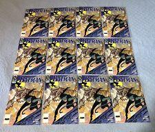 Batman #460 (VF/NM, Mar.1991) comic book multiple copies x12