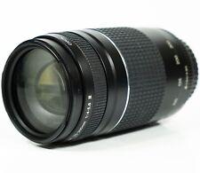 Canon EF 75-300mm F/4.0-5.6 III  EF Zoom Lens