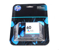 Genuine HP 60 Tri-Color Ink Cartridge CC643WN Expired Dec. 2016 New Free Ship