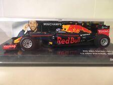 Minichamps F1 1/43 Red Bull RB12 Ricciardo 2016 1st Pole Position Monaco GP