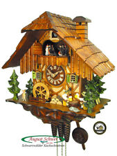 Black Forest Cuckoo Clock Beerdrinkers, Music 13in NEW