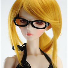 "Dollmore 1/3 BJD dollfie SD wig  (8-9)"" Pense Cut Wig (Blond) SD size"